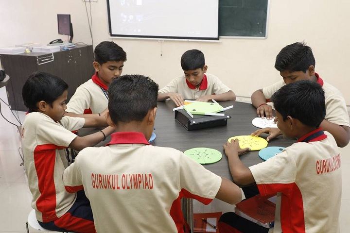 Gurukul Olympiad School-activity1