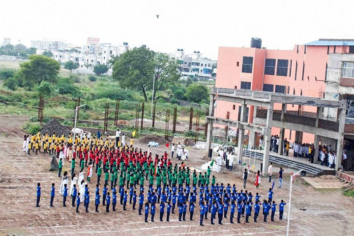Gurukul Olympiad School-assembly