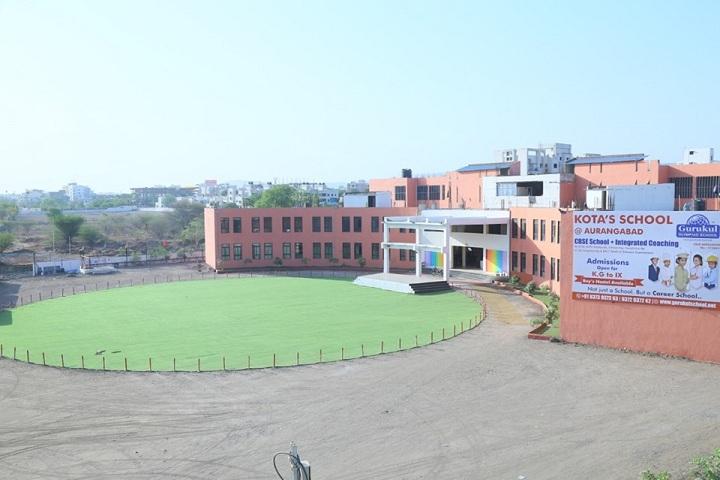 Gurukul Olympiad School-Campus