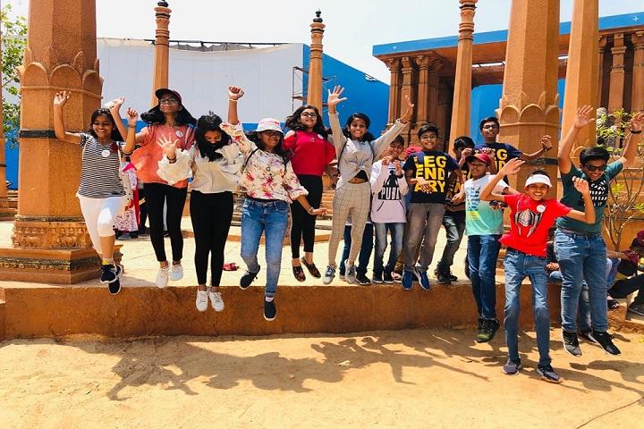Gurukul Olympiad School-Educational Tour