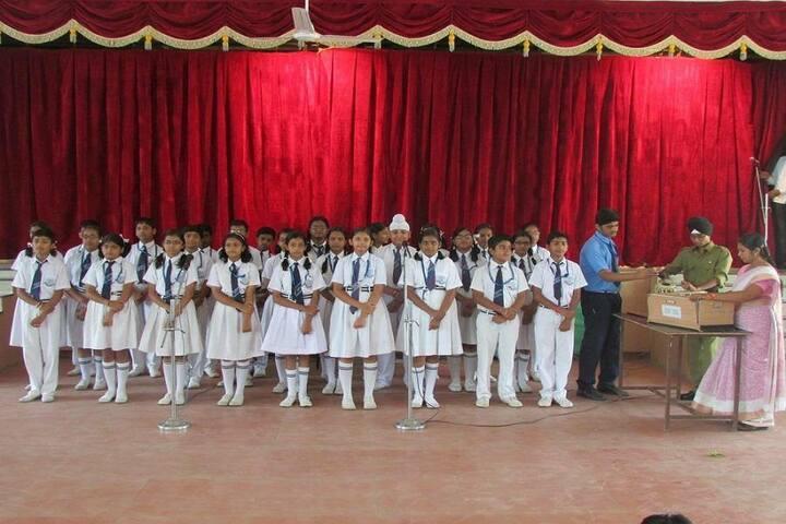 Gyan Mata Vidya Vihar Senior Secondary School-Group Song