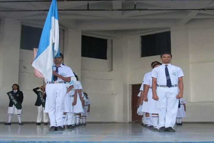 Gyan Mata Vidya Vihar Senior Secondary School-Investiture Ceremony