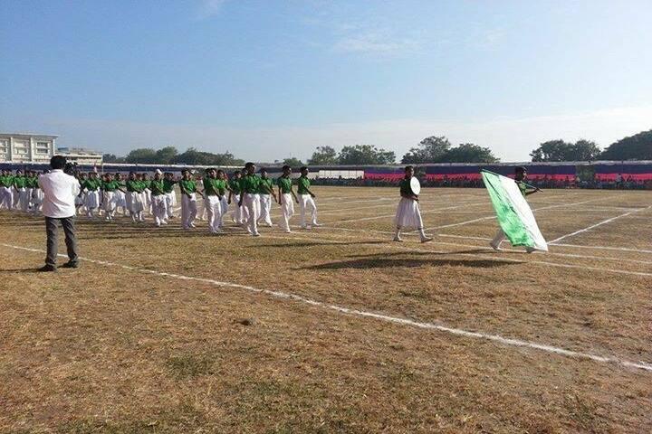 Gyan Mata Vidya Vihar Senior Secondary School-March Past
