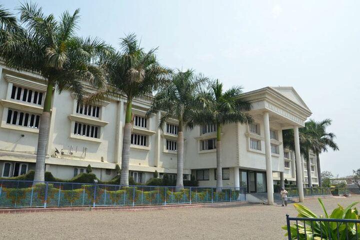 Gyan Mata Vidya Vihar Senior Secondary School-School Building