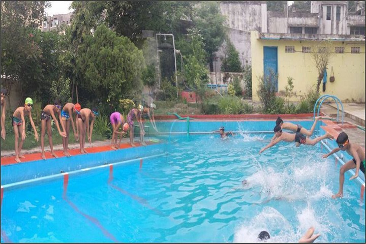 Hadas English Medium School-Swimming pool
