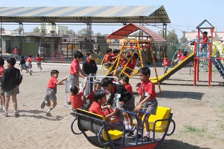 Happy Faces The Concept School-Play Area