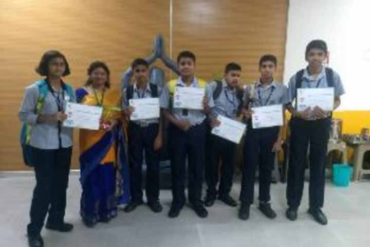 High Vision International School-Quiz Competition