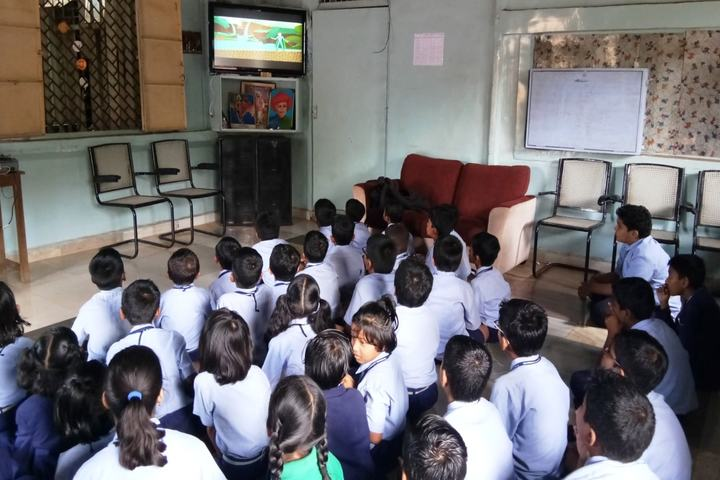 Hind English Medium School-Audio Visual Room