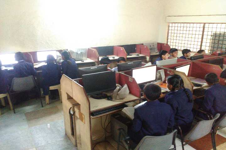 Hind English Medium School-Computer Lab