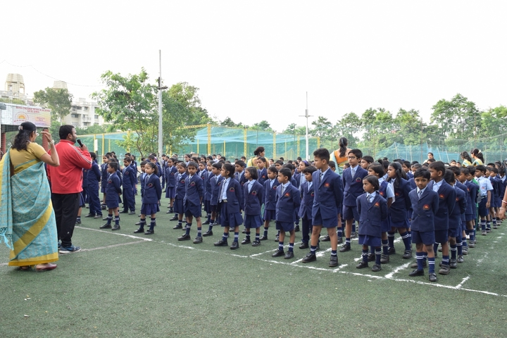 Hind English Medium School-Morning Assembly