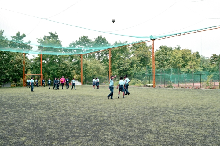 Hind English Medium School-Playground
