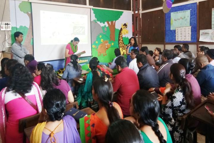 Hind English Medium School-Praental Seminar