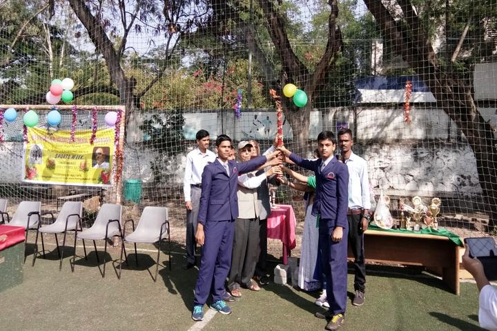 Hind English Medium School-Sports Meet