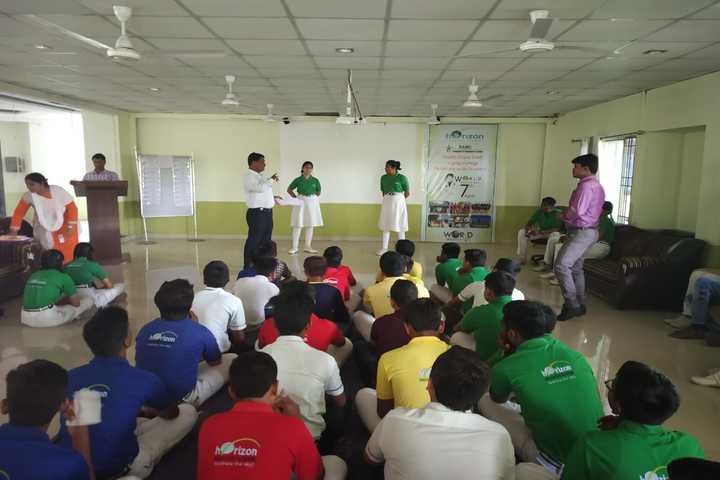 Horizon Discovery Academy-Competitions