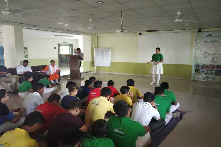 Horizon Discovery Academy-Student Speech