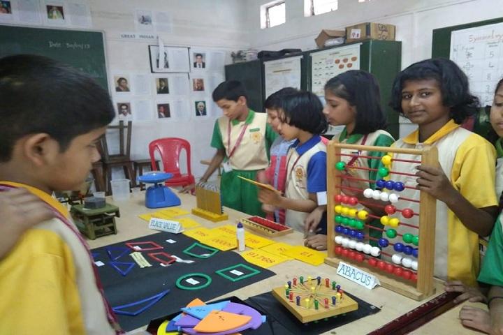 HOCL School-Maths Exhibition