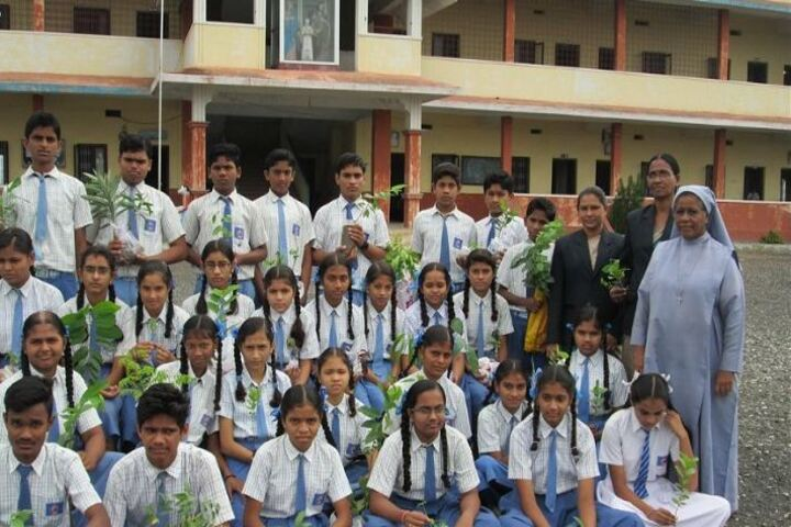 Holy Family Convent School-Nature Day