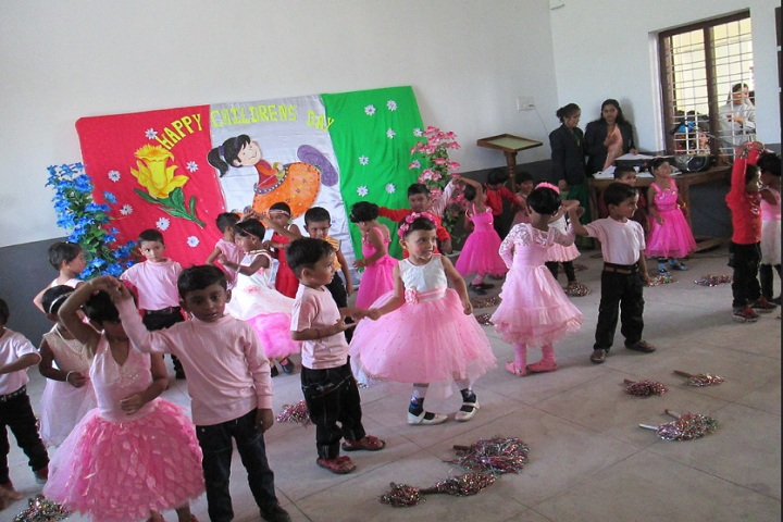 Holy Family Convent School-childrens day