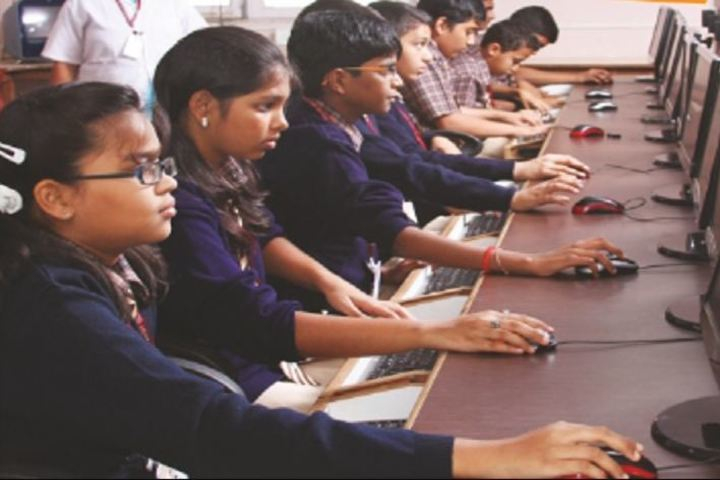 Holy Writ High School and Junior College--Computer Lab