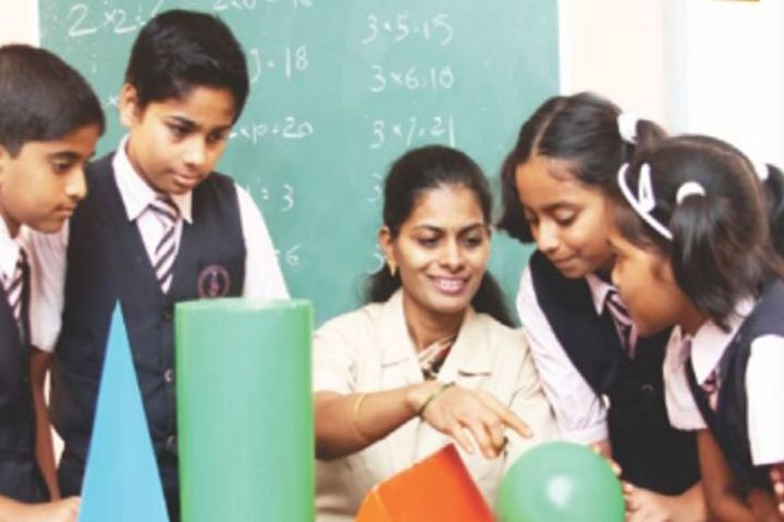 Holy Writ High School and Junior College--Maths Lab