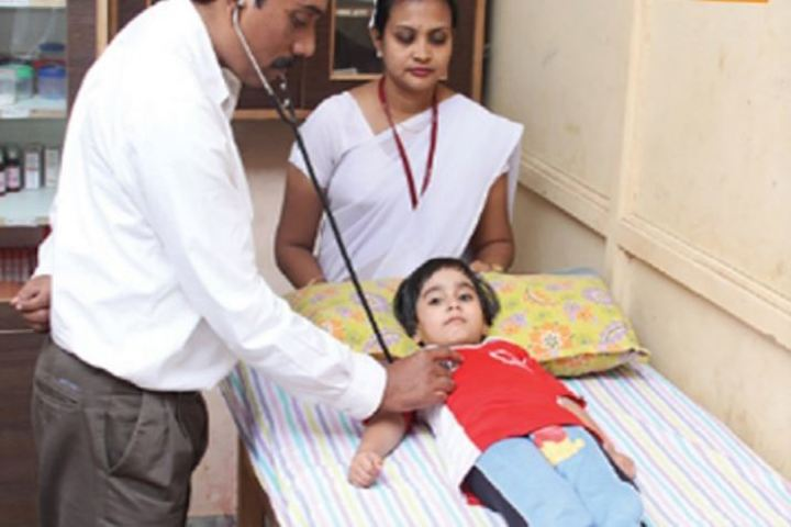 Holy Writ High School and Junior College--Medical Checkup