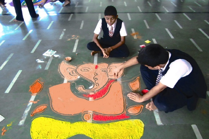 Holy Writ High School and Junior Collegel-activity