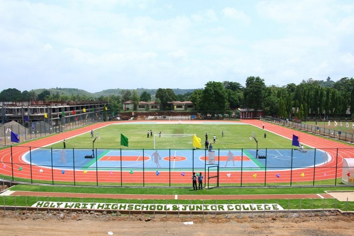 Holy Writ High School and Junior College-Play Ground
