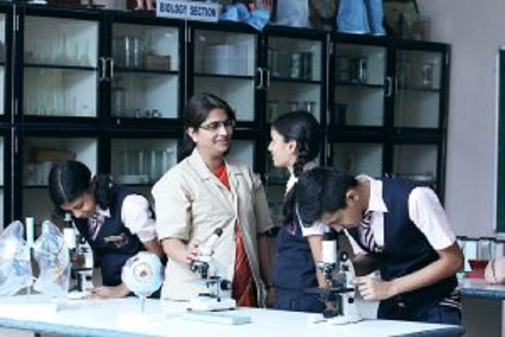 Holy Writ High School and Junior College-Science Lab