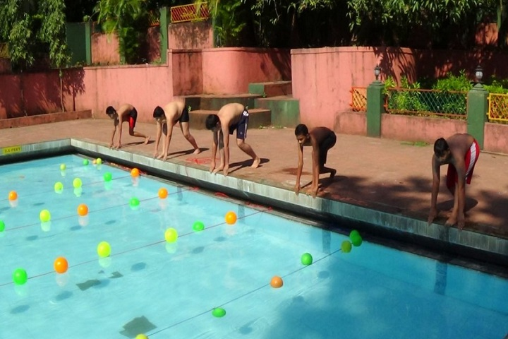 Holy Writ High School and Junior College-Swimming Pool