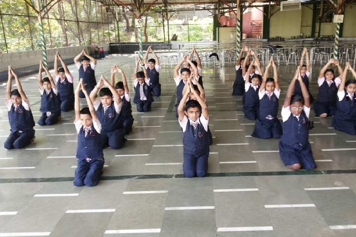 Holy Writ High School and Junior College-Yoga
