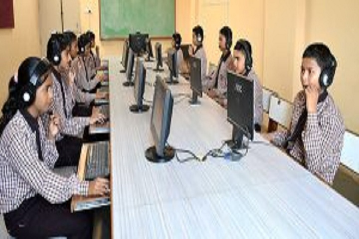Sharad Pawar International School-Language Lab