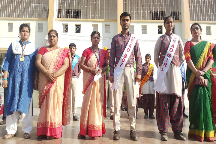 DAV Centenary Public School-Investiture Ceremony