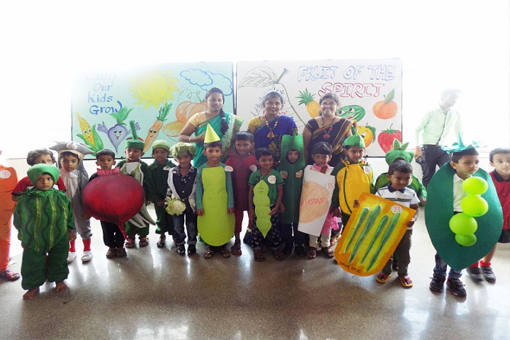Annasaheb Dange International School-Fancy Dress