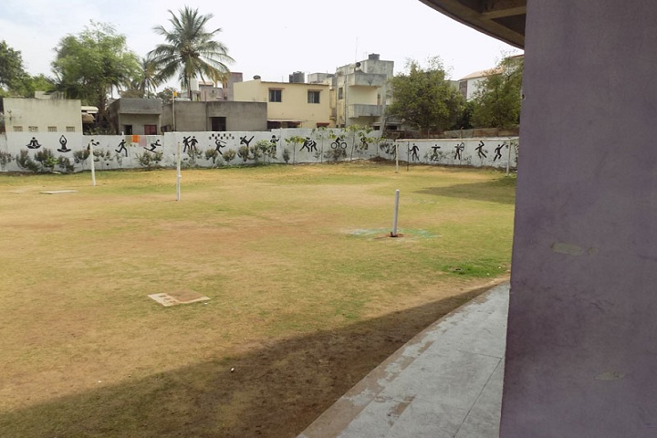 Annasaheb Dange International School-Play Area