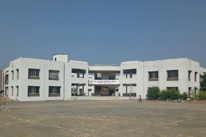 Hon Ratnakarrao Gutte International School-Campus