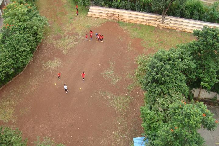 Hon Ratnakarrao Gutte International School-Ground