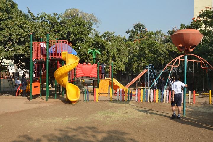 Hon Ratnakarrao Gutte International School-Kindergarden