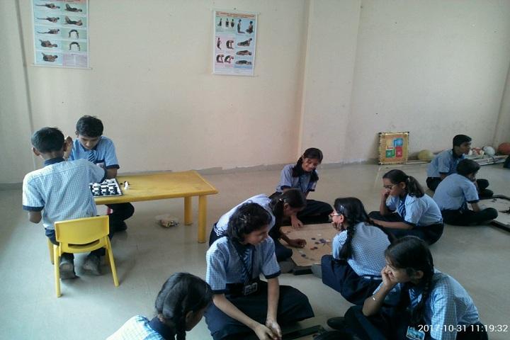 Hon Ratnakarrao Gutte International School-Sports Room