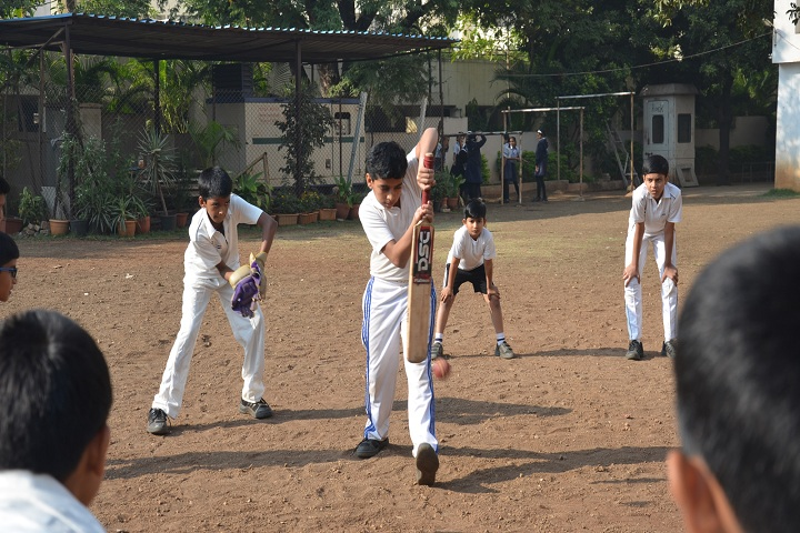 Hon Ratnakarrao Gutte International School-Sports
