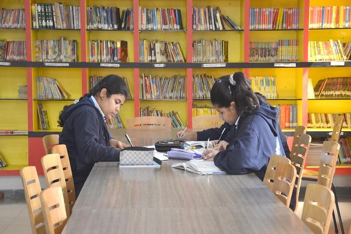 Hon Ratnakarrao Gutte International School-Study Room
