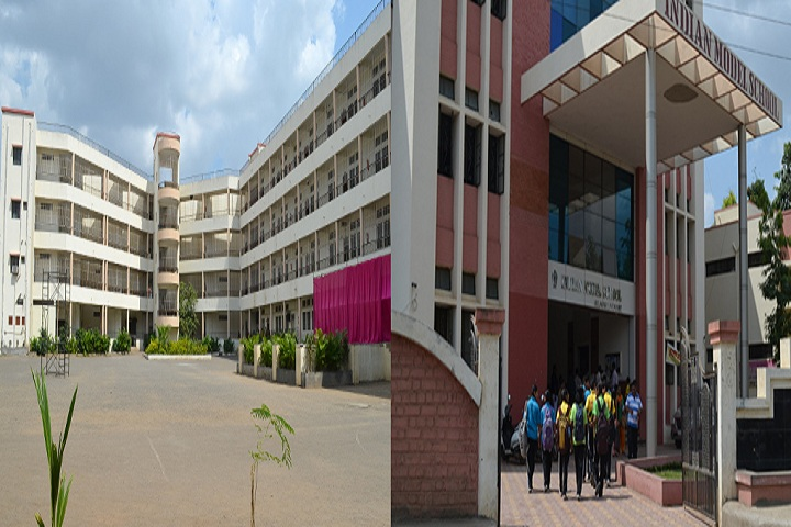 Indian Model School-buildings
