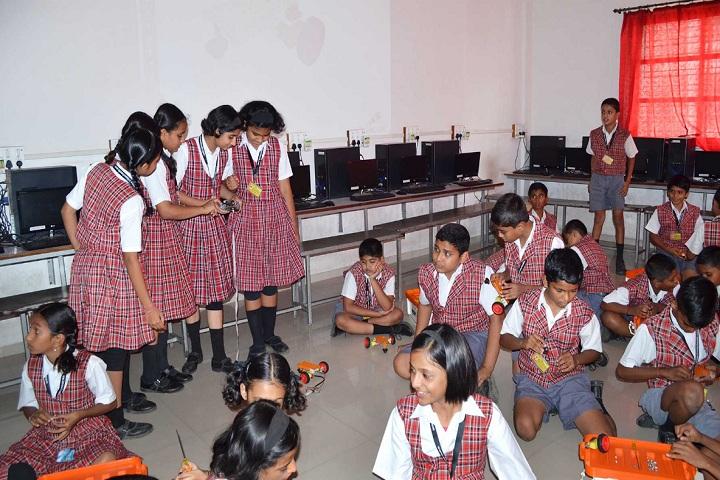 Indian Model School-Robotics lab