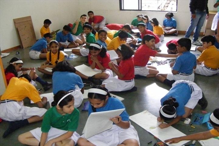 Indira National School-Activity