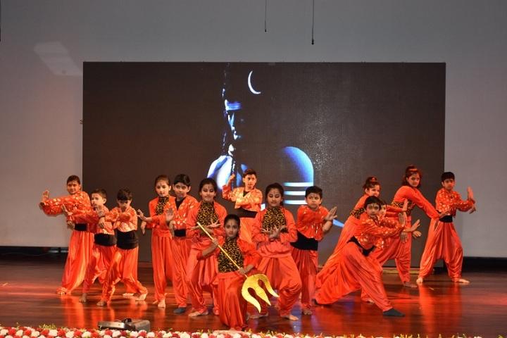 Indira National School-Concert