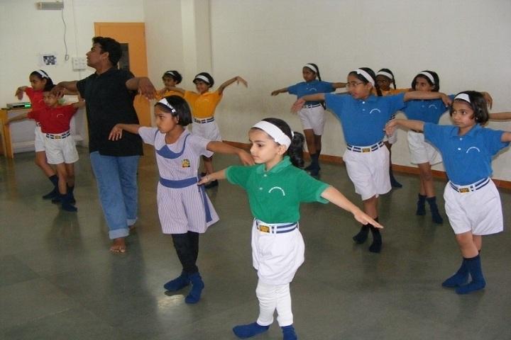 Indira National School-Dance Room