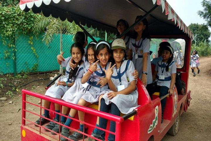 Indira National School-Field Trip