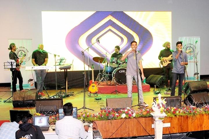 Indira National School-Music Studio