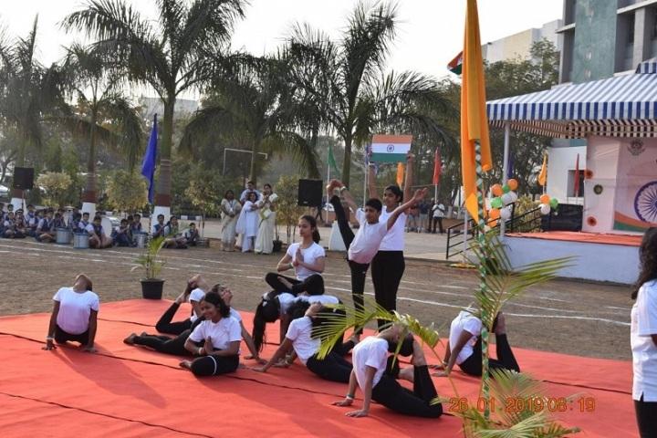 Indira National School-Republic Day
