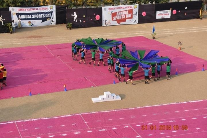 Indira National School-Sports Day 1