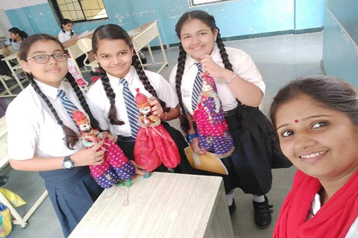 Indus World School-Activity